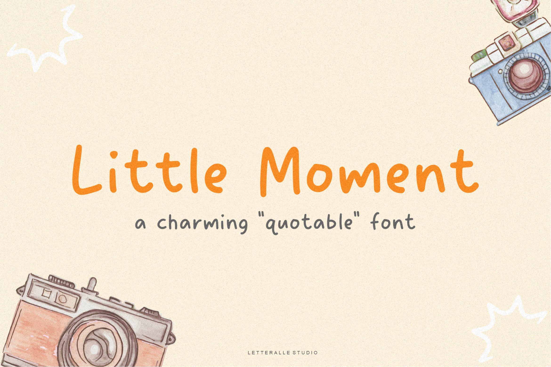 1.2 - Bhranta Ali-Little Moment