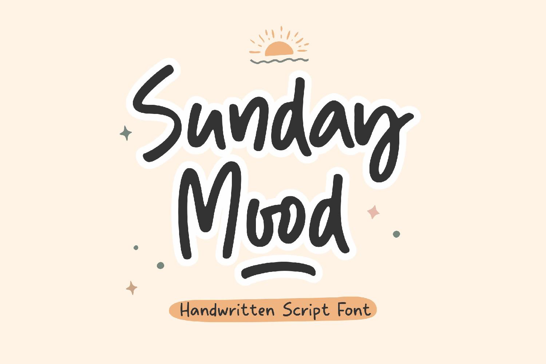 Sunday Mood 1